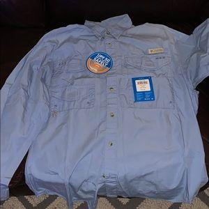 Columbia Omni-shade bahama II   S shirt